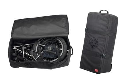 Odyssey Traveler Bag - Black